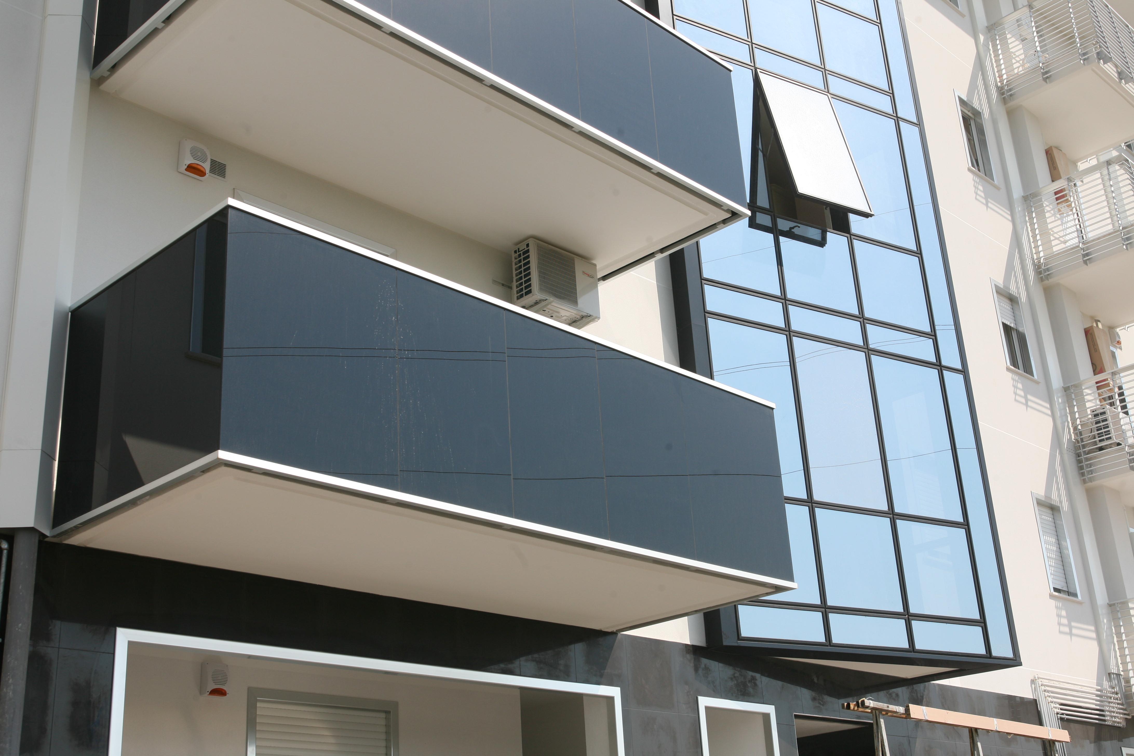 Ringhiere moderne simple ringhiere moderne modulari di - Ringhiere da interno moderne ...
